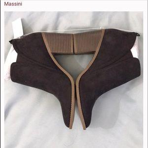 Darling Chunky heeled boots